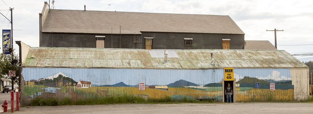 Bank Club: 190 Commercial St, Portola, CA