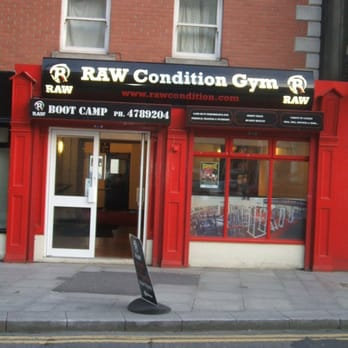 Raw condition gym