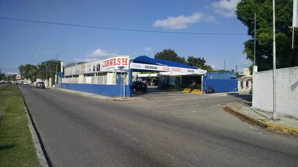 Local Car Wash >> Fachada Del Local Yelp