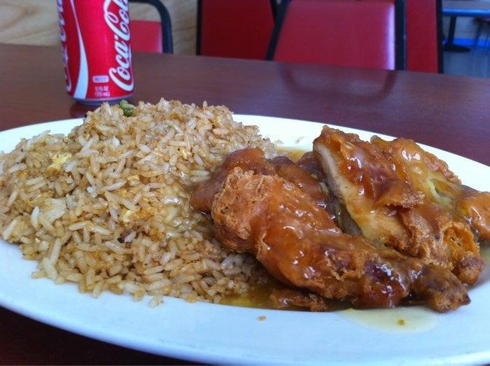 China Kitchen Restaurant 392 A St Hayward Ca 94541