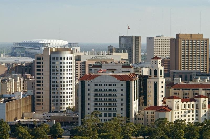 University of Texas Medical Center: 1100 Holcombe Blvd, Houston, TX