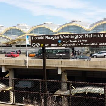 Ronald Reagan Airport Car Rental Return