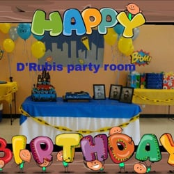 D Rubis Party Room Supplies 284 Photos Party Equipment