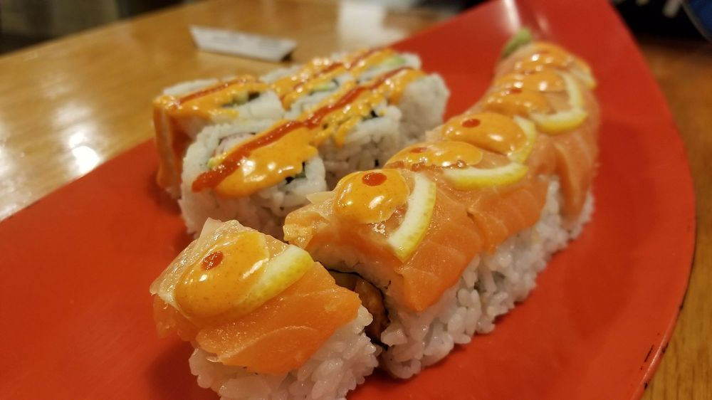 JoA Sushi: 11205 Allen Rd, Southgate, MI