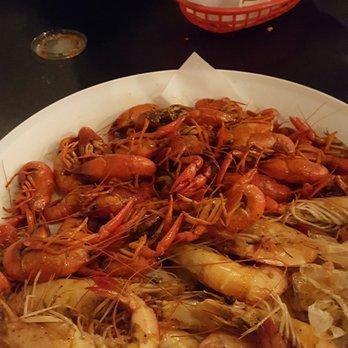 Crawfish Restaurant Humble Tx