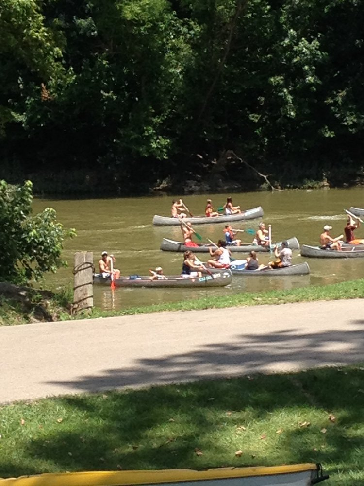 Barefoot Canoe Rentals: 235 E Tipp Pike, West Milton, OH