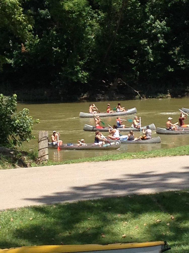 Barefoot Canoe Rentals: 235 E Tipp Pike, West Milton, OH