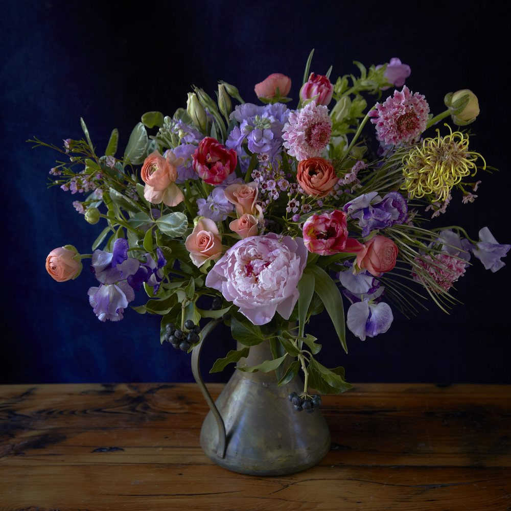 Willem and Jools Flowers