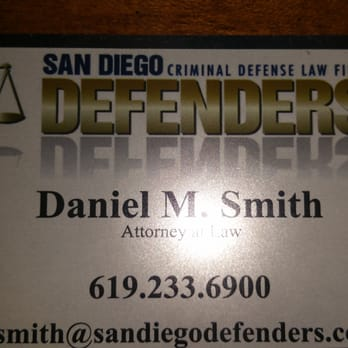 San diego defenders 32 photos 22 reviews criminal defense photo of san diego defenders chula vista ca united states business card reheart Choice Image