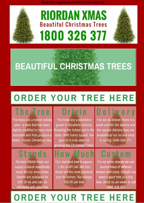 riordan christmas trees christmas trees 101 wallace st colac victoria phone number yelp - Origin Of Christmas Tree