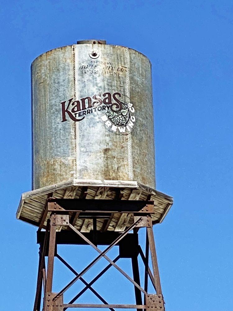 Kansas Territory Brewing: 310 C St, Washington, KS