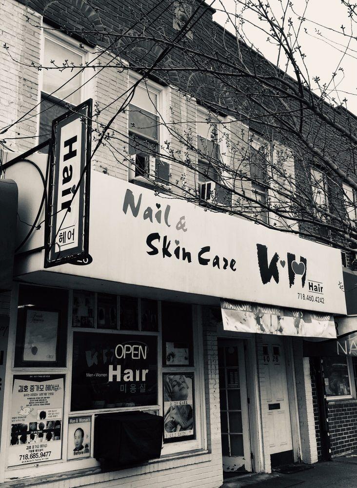 KH Hair Salon & Nail: 40-26 Murray St, Flushing, NY