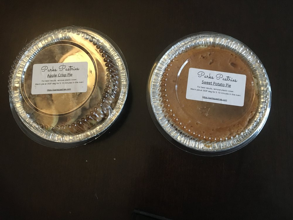 Parks Pastries: 18201 Dixie Hwy, Homewood, IL