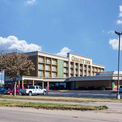 ne lincoln in postcard great nebraska plains the fr motel hotels