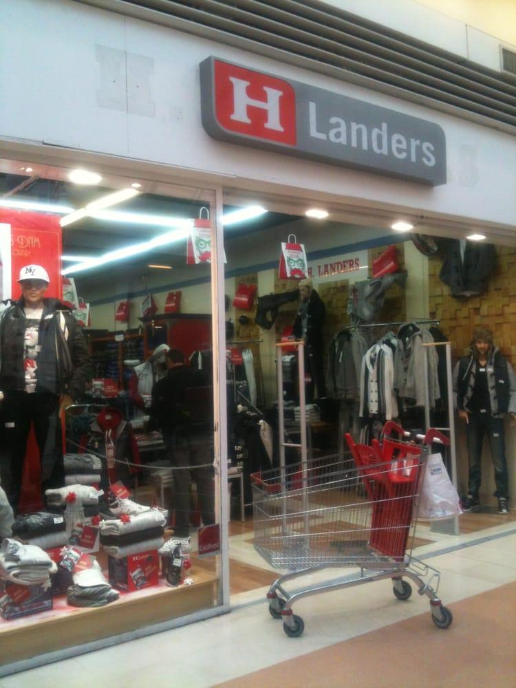 H Landers - Abbigliamento maschile - Centre commercial ...