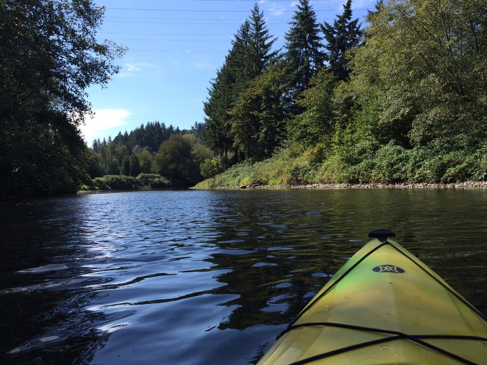 WhatsSup Stand Up Paddle Surf and Kayak: 9919 NE 180th St, Bothell, WA