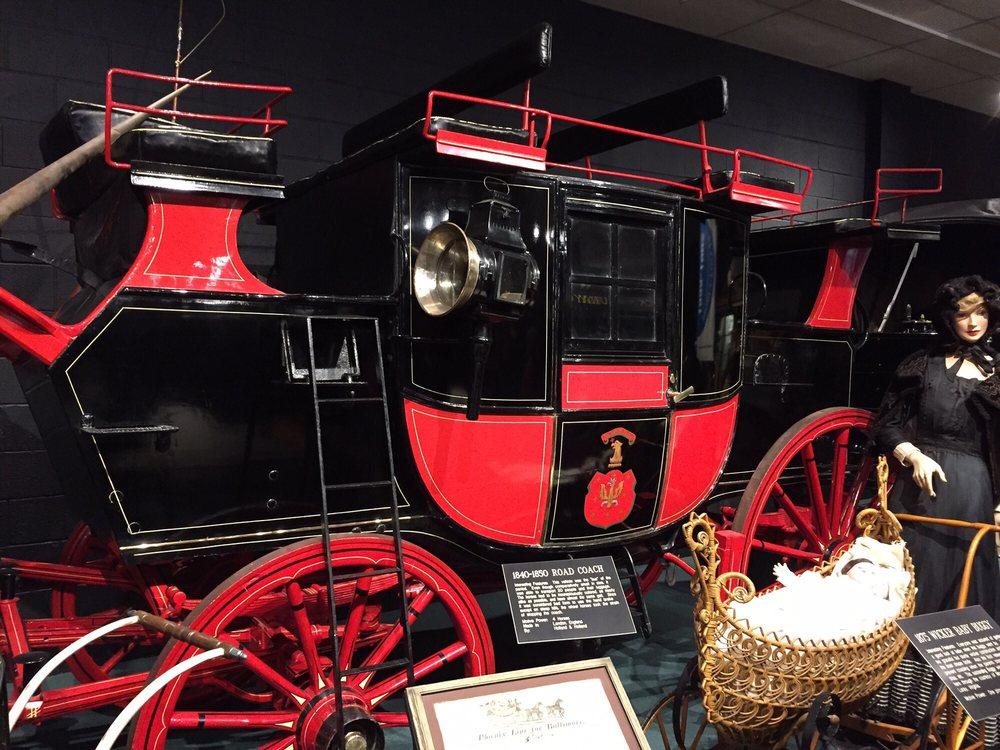 Car and Carriage Caravan Museum: 970 US Hwy 211 W, Luray, VA