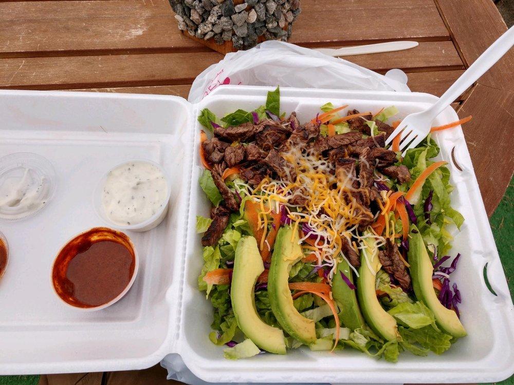 Three 95 Mexican Cafe: 21 Hays St, Bridgeport, CA