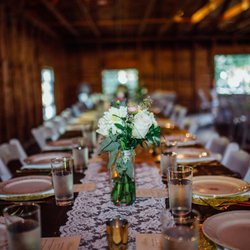 Boston Rustic Wedding Rentals Photos Reviews Party - Farm table boston