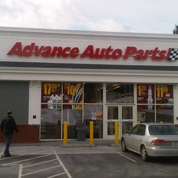Advance Auto Parts 11 Photos Auto Parts Supplies 510 S
