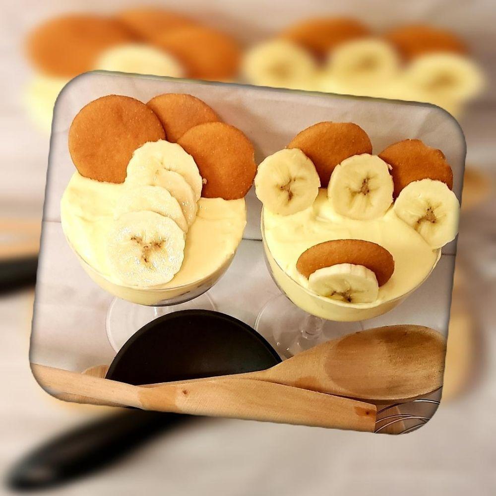 Extraordinary Banana Pudding: 8257 El Paso St, La Mesa, CA
