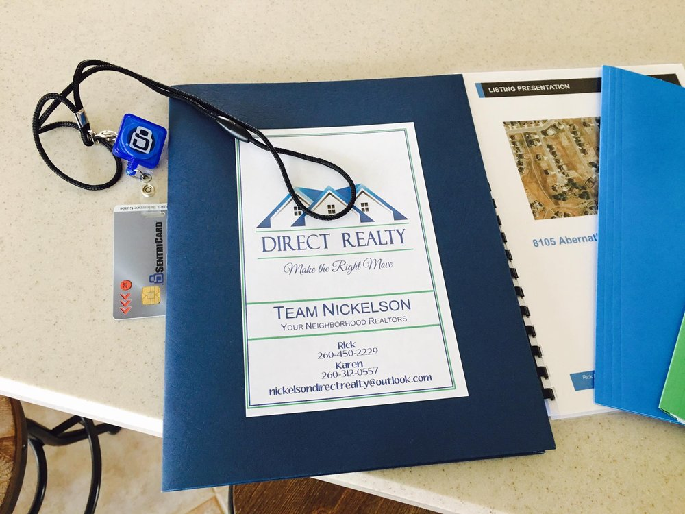 Team Nickelson  - Direct Realty: Fort Wayne, IN
