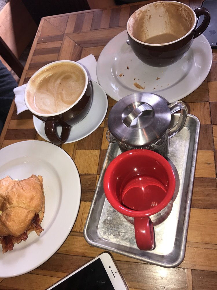 Roasted Bean Coffee Shop: 441 Main St, Troy, MO