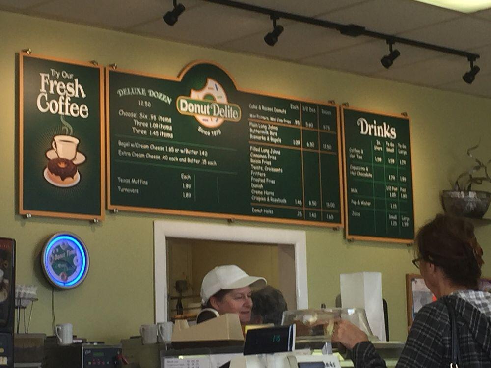 Donut Delite: 3606 Ave Of The Cities, Moline, IL