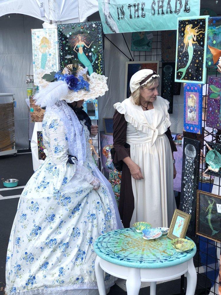 Haunted Pirate Fest & Mermaid Splash: 100 NE 4th St, Boynton Beach, FL