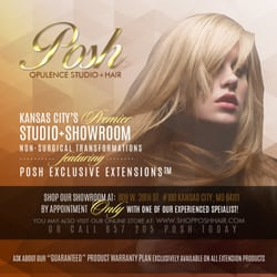 Posh opulence studio hair hair extensions kansas city mo photo of posh opulence studio hair kansas city mo united states pmusecretfo Images