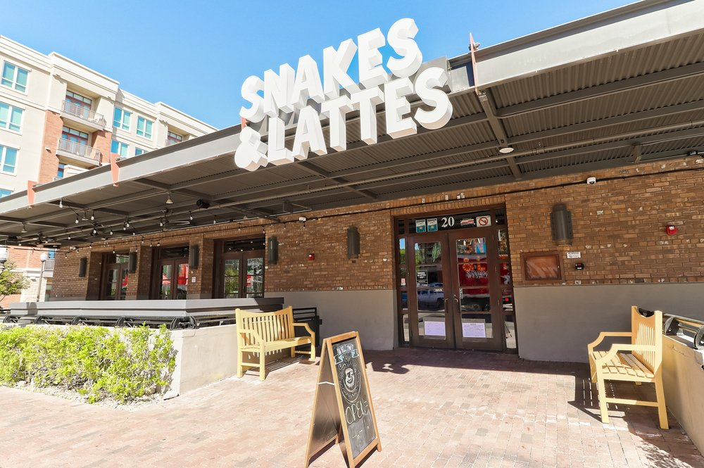 Snakes & Lattes Tempe