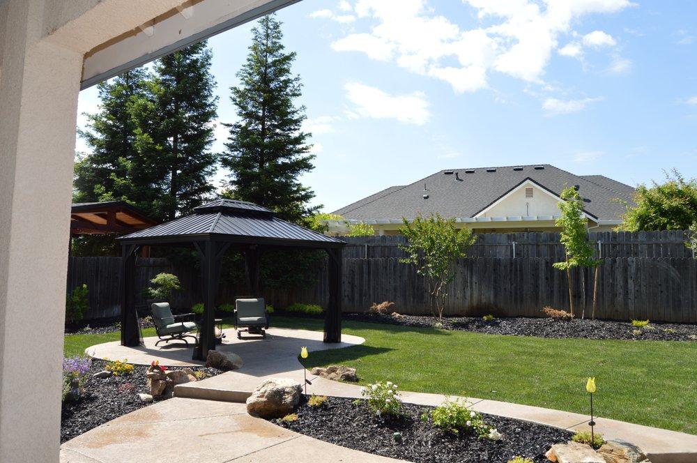 Clifford Landscape: 12631 Encanto Way, Redding, CA