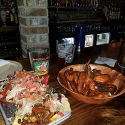 Photo Of Rbq Queens Ny United States Nachos With Pulled Pork And