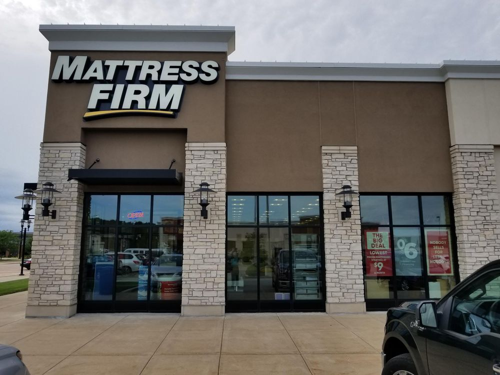 mattress firm east peoria 11 photos mattresses 356 w washington st east peoria il. Black Bedroom Furniture Sets. Home Design Ideas