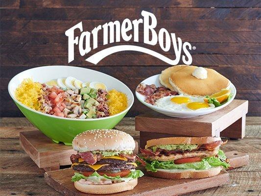Food from Farmer Boys