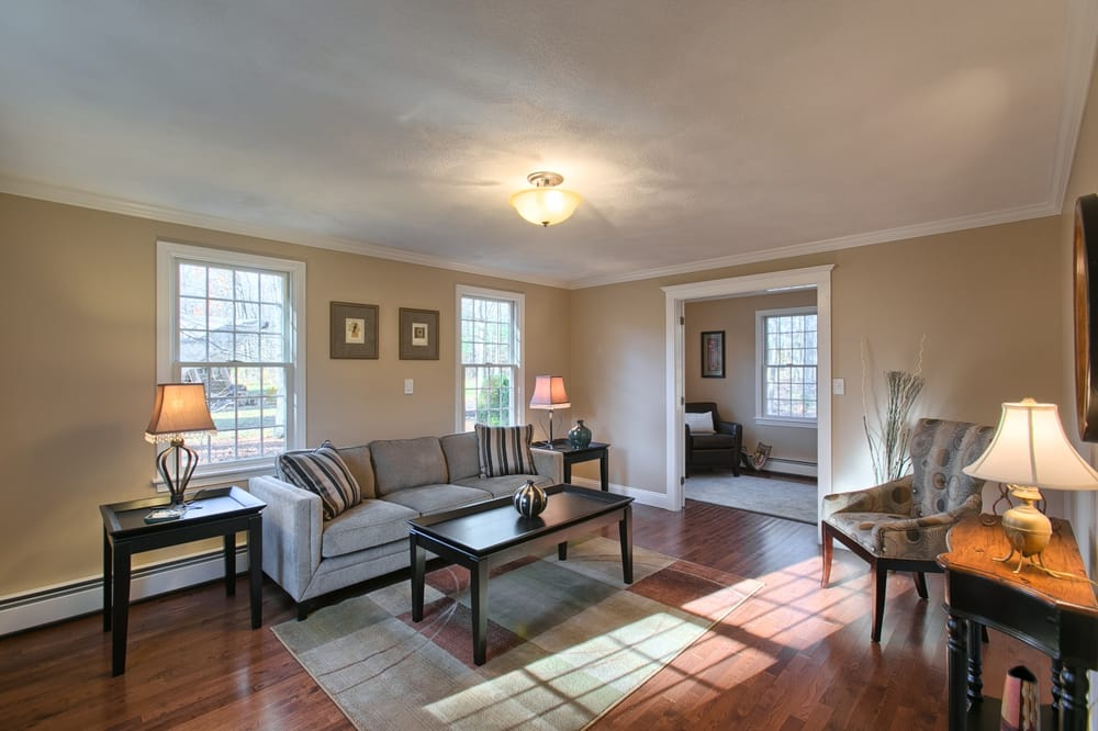 Vacant home staging yelp for Exterior painting wilmington ma