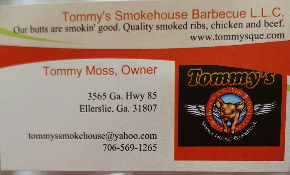 Tommys Smokehouse 16 Photos 23 Reviews Smokehouse 3565 Ga