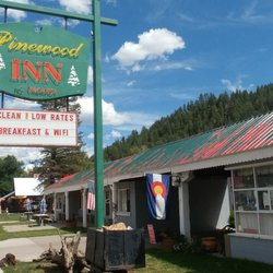 Photo Of Pinewood Inn Pagosa Springs Co United States Exterior