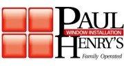 Paul Henry's Window Installation: 252 Broadview Ave, Warrenton, VA