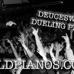 Deuces Wild Dueling Pianos - Performing Arts - Uptown