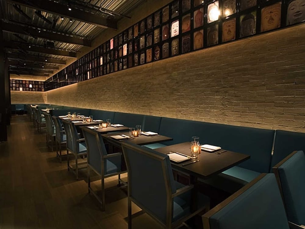 buddakan new york reviews