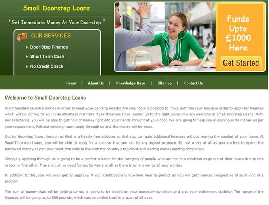 Photo of Small Doorstep Loans - London United Kingdom  sc 1 st  Yelp & Small Doorstep Loans - Financial Services - Etchingham Park Road ...
