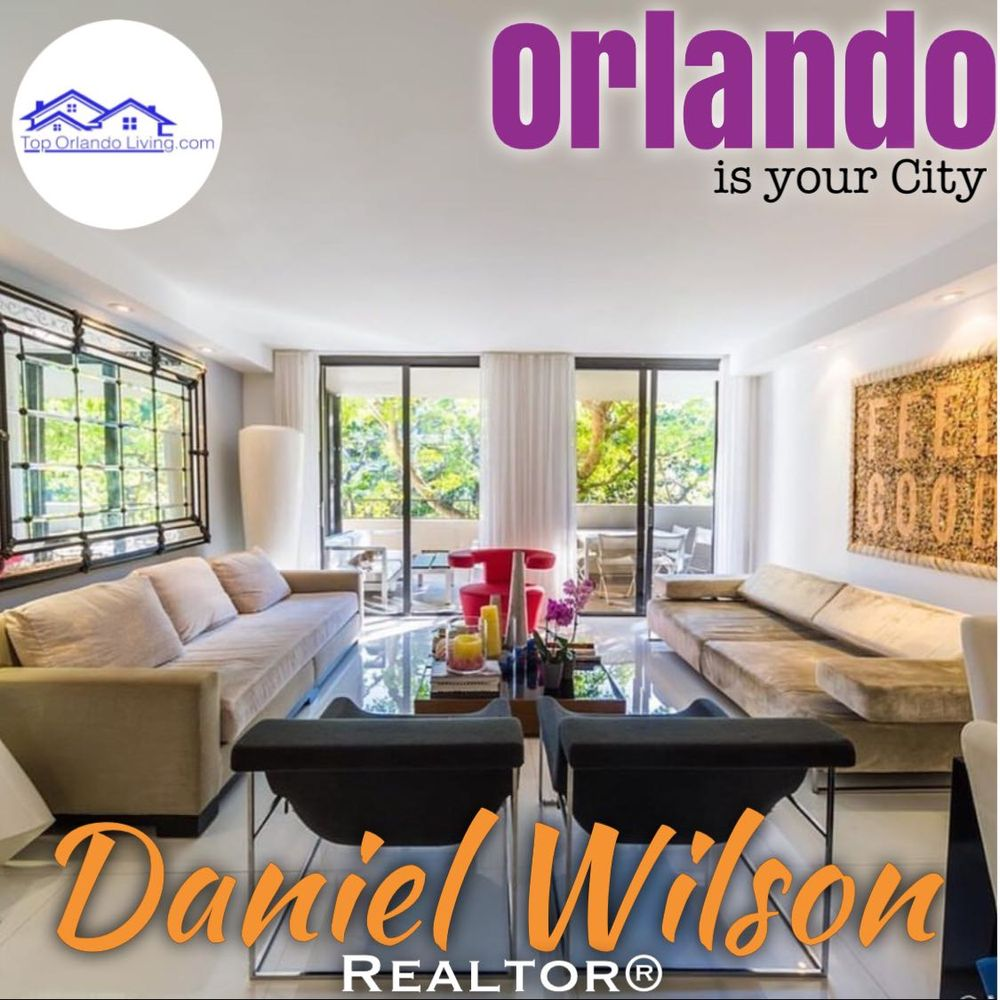 Daniel Wilson - Top Orlando Living - REMAX