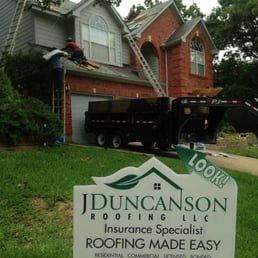 Photo Of J Duncanson Roofing Burleson Tx United States Replacing Your Roof