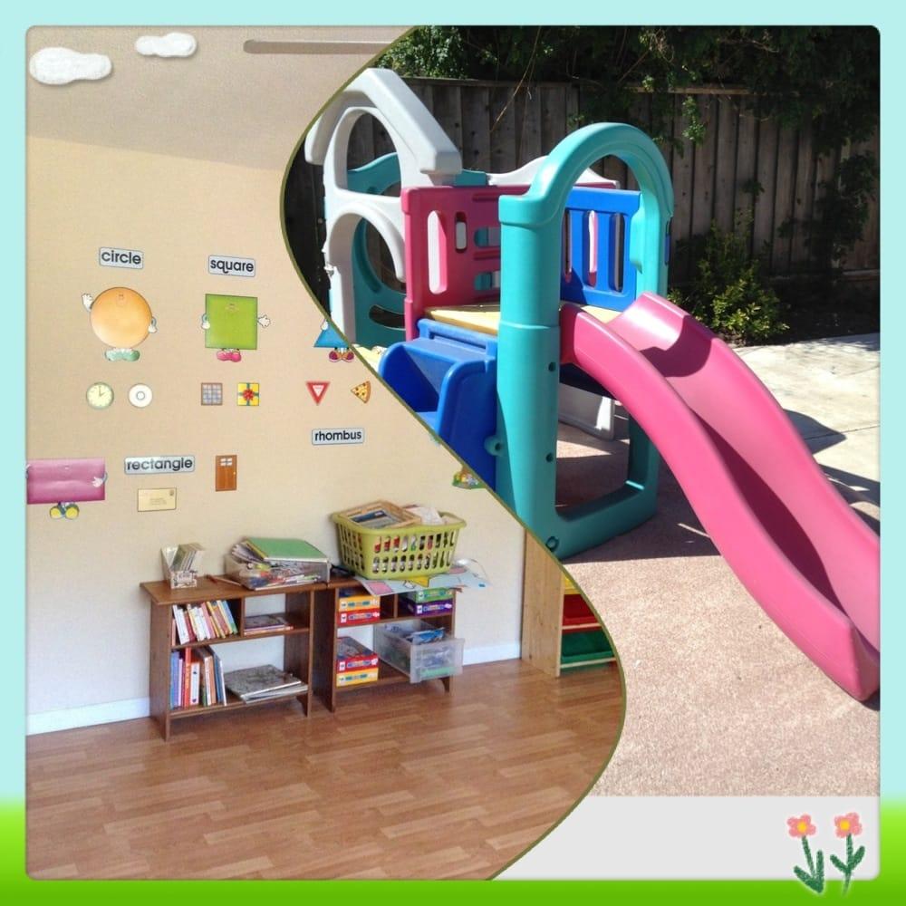 Indoor/outdoor play area - Yelp