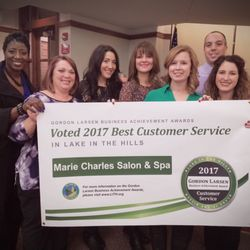 Marie Charles Salon Spa Lake In The Hills Il