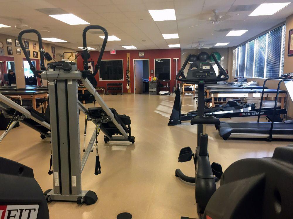 Allen Sports & SpineCare: 1101 Raintree Cir, Allen, TX
