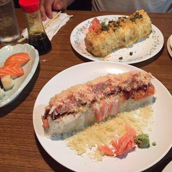 Photo Of Goro S Sushi San Antonio Tx United States O Roll
