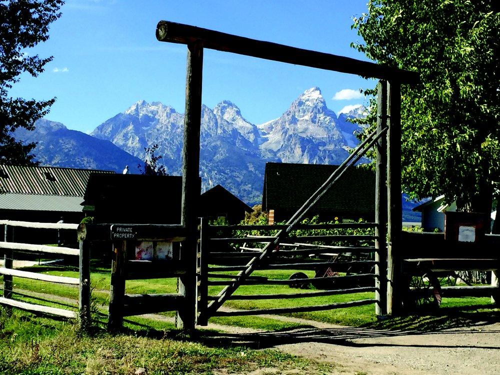Moulton Ranch Cabins: 202 Mormon Row Rd, Kelly, WY