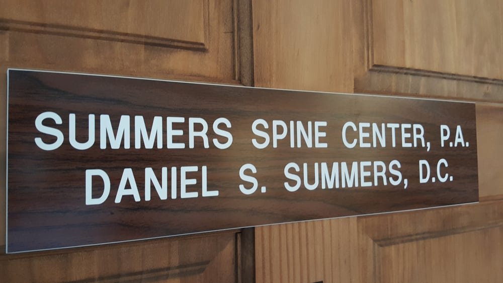 Summers Spine Center PA